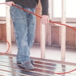 Radiant Heat Installation